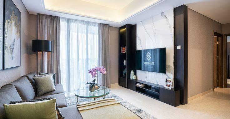Tipe 2BR - living room